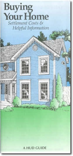 Order Shopping For Your Home Loan Booklet