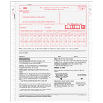 Form 1096 - 2 part Carbonless - 1up (1096052)