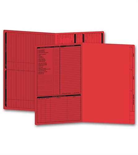 Real Estate Folder Left Panel List