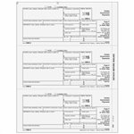 1099-G Form - Copy C (Payer) (5029)