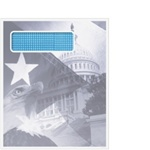 Single Window Envelope with Patriotic Design - Peel & Close (80918)