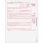 1098-C Form - Copy A (Federal) (B1098CA05)