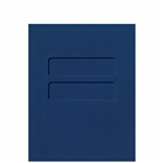 Window Tax Return Folder with Pockets (CFOLDERXX)