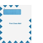 First Class Envelope with Single Window for 1040 Forms - Moisture Seal Flap (CLNT910)
