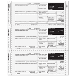 1098 t tuition statement 2 part electronic filing self mailer mmpa98t052