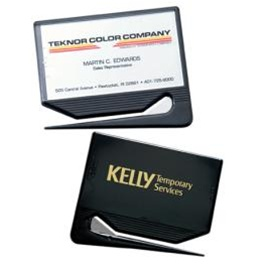 Business card zippy letter opener imprinted business card zippy letter opener imprinted on back side colourmoves
