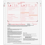 W-3 Transmittal - Continuous 2-part (W3052)